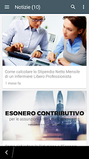Infermiere Libero Professionista- screenshot thumbnail