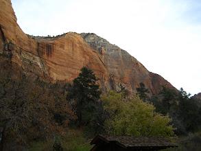 Photo: Zion kanyonuna giriyoruz!