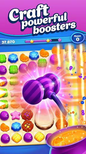 Crafty Candy – Match 3 Adventure screenshot 2