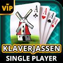 Klaverjassen Offline - Single Player Card Game icon