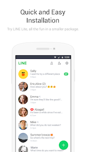LINE Lite Free Calls & Messages 5