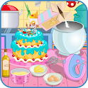 Festkuchen backen icon