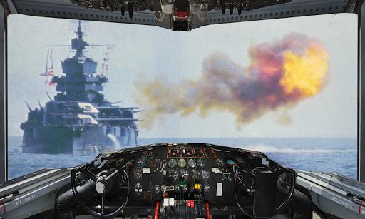 戰艦作戰模擬器。