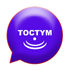 Toctym Messenger icon