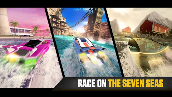 Driver Speedboat Paradise Screenshot 5