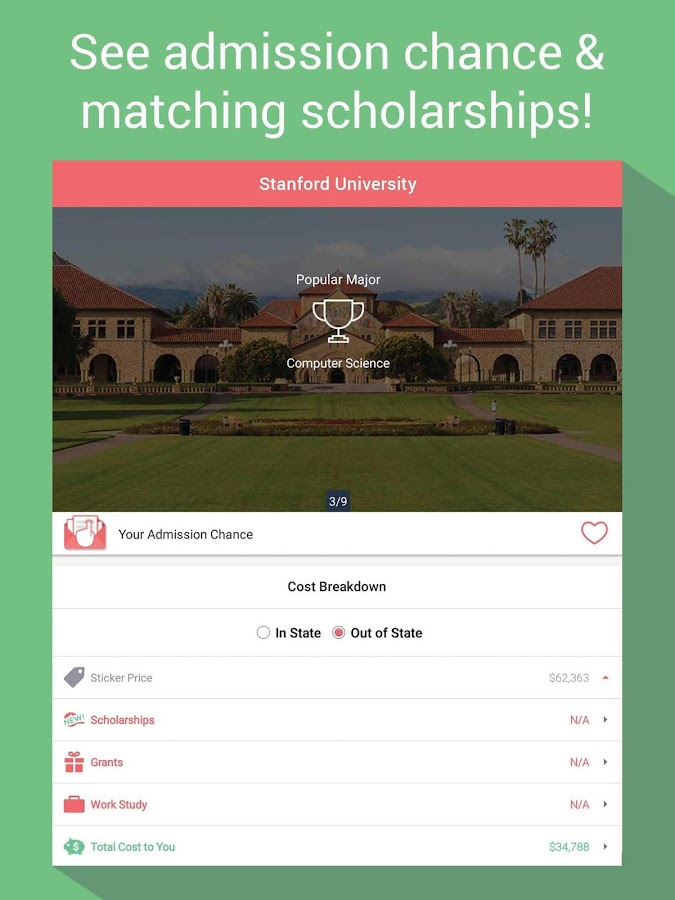 Schoold 🎓 College Search- screenshot