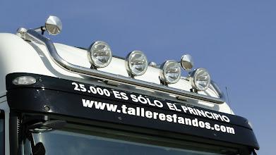 Photo: Sorteo Iveco Stralis Talleres Fandos