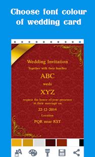 Wedding card maker android apps on google play wedding card maker screenshot thumbnail stopboris Gallery