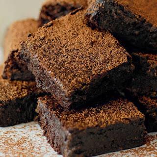 Rich and Gooey Fudge Brownies