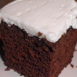 Wilson Chocolate Cake