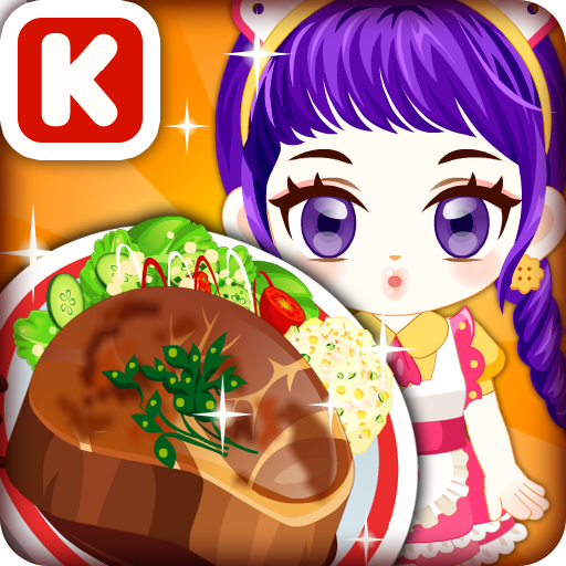 Chef Judy: Steak Maker - Cook