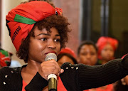 EFF MP Naledi Chirwa demanded a racial breakdown of SA's Covid-19 victims on Wednesday, causing an uproar in parliament's first sitting since the start of lockdown. File photo.