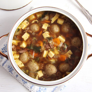 German Beef Soup