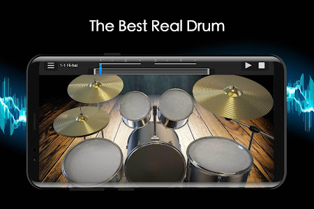 Easy Jazz Drums for Beginners: Real Rock Drum Sets 1.1.2 screenshot 2092999