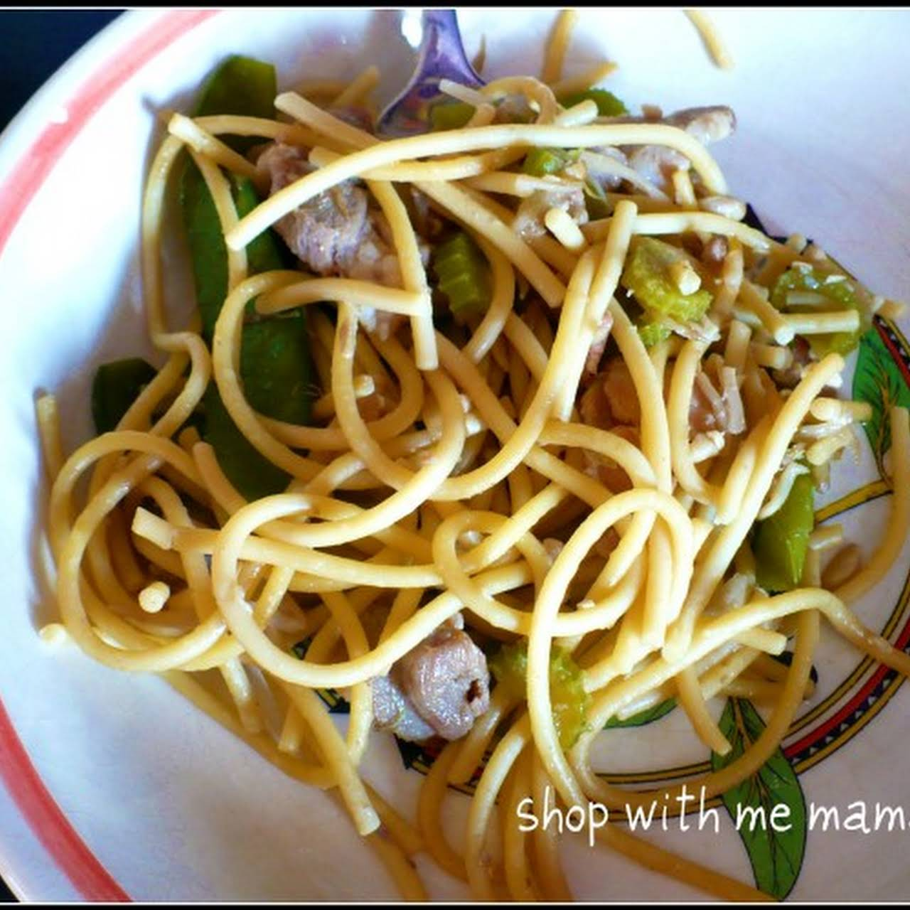 Delicious and Easy Bahmi