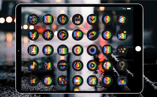 Dard Pixel Icon Pack Screenshot
