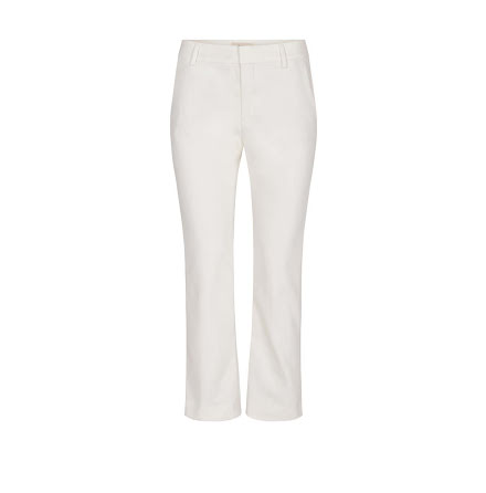 Mos Mosh Ivana night kick pant off white