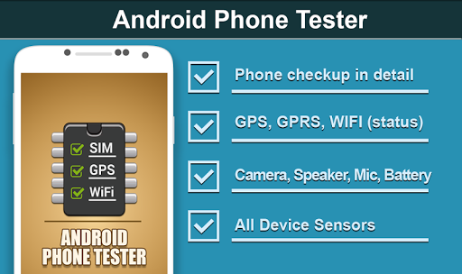 Android Phone Tester Free