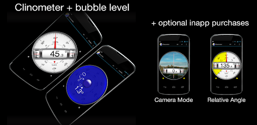 Clinometer + bubble level - Apps on Google Play