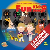 Fun Kids Songs, Vol. 3 (Karaoke Versions)