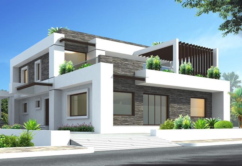 Picture of house designs exterior | House designs
