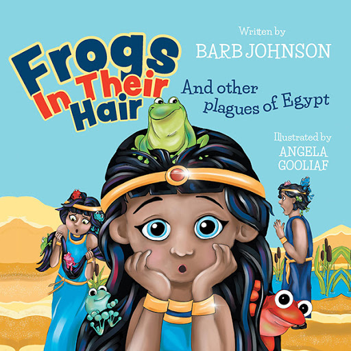Frogs In Their Hair