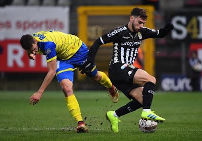 Massimo Bruno, homme du match frustré, a bien remplacé Benavente