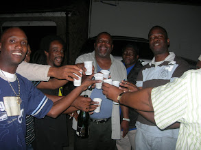 Photo: Scrappa, T, King Tubby, Spanna & Bigger U