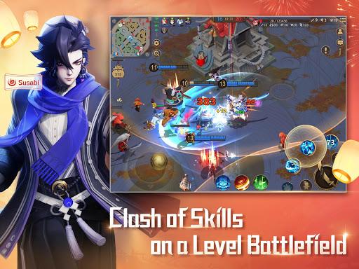 Onmyoji Arena  screenshots 21