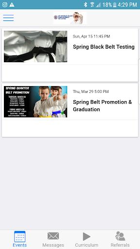 US World Class Taekwondo 4.1.0 screenshots 1