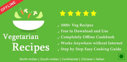 Vegetarian recipes free indian recipes offline apps on google vegetarian recipes free indian recipes offline apps on google play forumfinder Choice Image