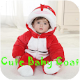 Cute Baby Coat icon