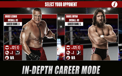 Download WWE 2K MOD APK 9