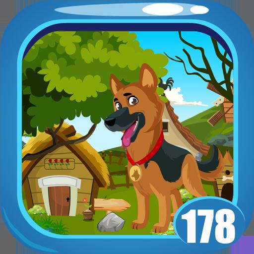 German Shepherd Dog Rescue Game Kavi - 178