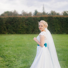 Wedding photographer Alevtina Antipova (Anitwella). Photo of 02.11.2016