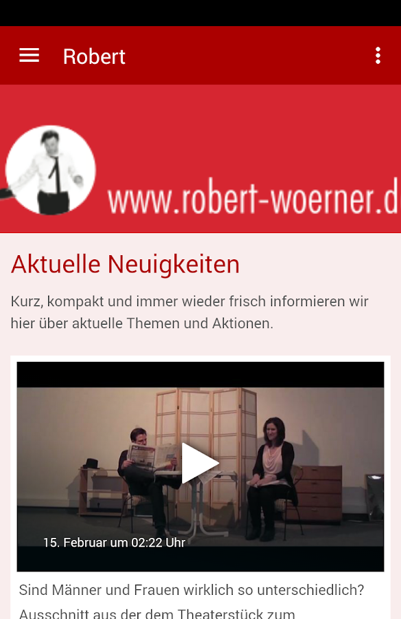 Robert Wörner- screenshot