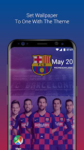 App FC Barcelona Official Keyboard APK for Windows Phone
