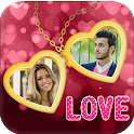 Love Photo Frames - Love Locket Photo Editor icon