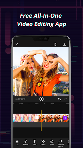 ClipCutu526au6620 - Video Editor, Video Maker 1.0 screenshots 1