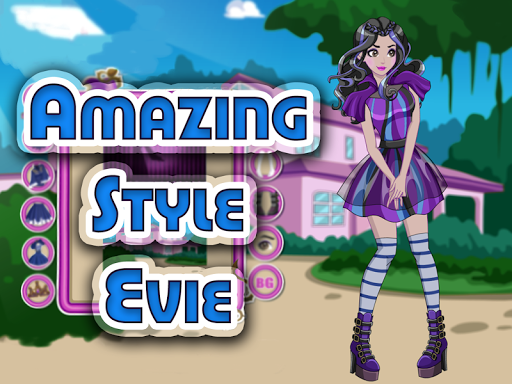 Dress up Evie