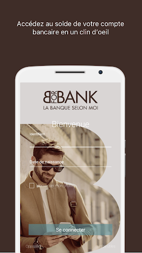 BforBank, Banque mobile Android App Screenshot