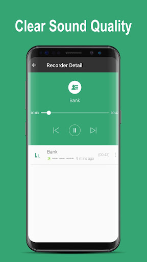 Call Recorder - Automatic Phone Voice Record screenshot 3