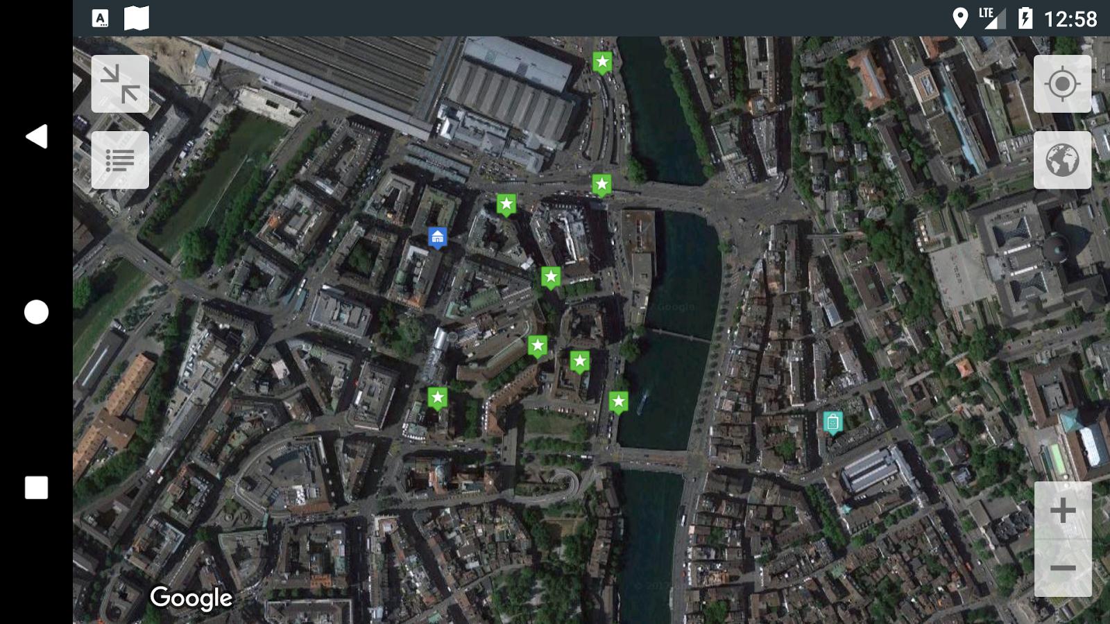 maps.de app
