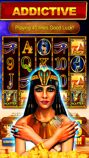 Cleopatra slot machine app