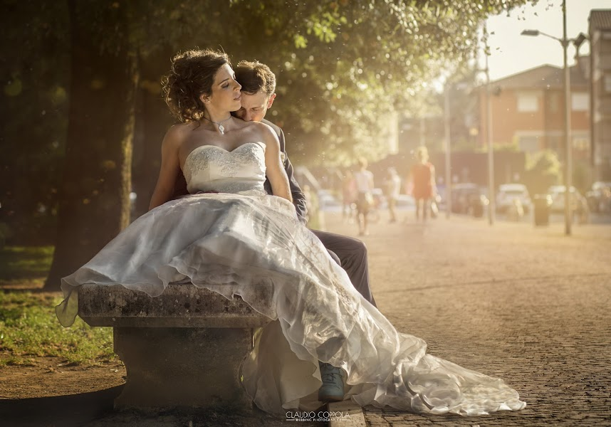 Fotografo di matrimoni Claudio Coppola (coppola). Foto del 26.04.2017