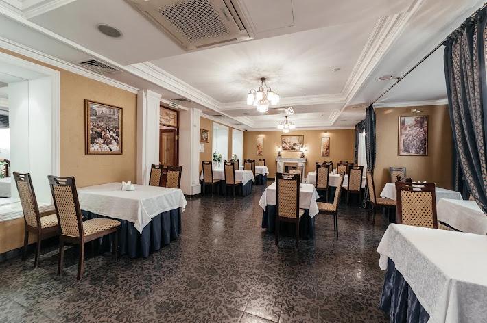 Фото №2 зала Ресторан «Эрмитаж»