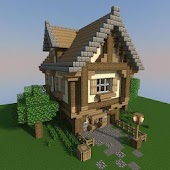 Medieval House Ideas Crafting APK for Bluestacks