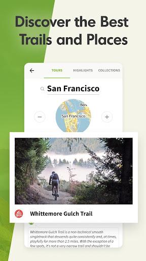 Komoot u2014 Cycling, Hiking & Mountain Biking Maps 10.16.5 Screenshots 7