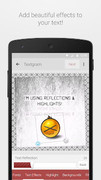 Textgram Legacy APK screenshot thumbnail 4