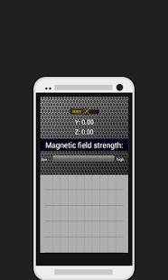 Instant Metal Scanner screenshot